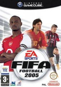 Fifa 2005 per GameCube
