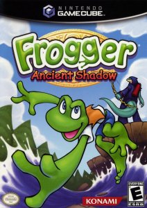 Frogger: Ancient Shadow per GameCube