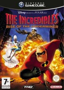 Gli Incredibili: L'Ascesa del Minatore per GameCube