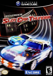 Grooverider Slot Car Thunder per GameCube