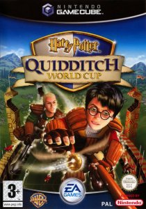 Harry Potter: Quidditch World Cup per GameCube