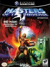He-Man: Defender of Grayskull per GameCube