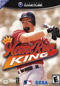 Home Run King per GameCube