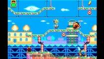 Dynamite Headdy - Gameplay
