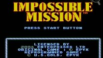 Impossible Mission - Gameplay
