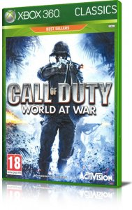 Call of Duty: World at War per Xbox 360