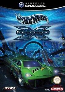 Hot Wheels Velocity X per GameCube
