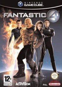 I Fantastici 4 per GameCube