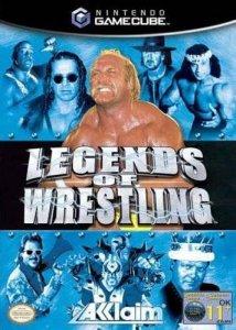 Legends of Wrestling per GameCube