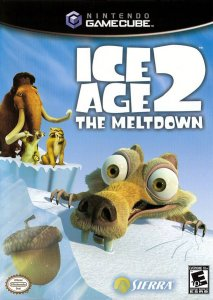 L'Era Glaciale 2 (Ice Age 2: The Meltdown) per GameCube