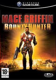 Mace Griffin Bounty Hunter per GameCube