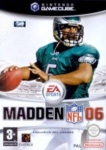 Madden NFL 06 per GameCube