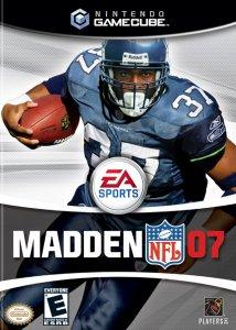 Madden NFL 07 per GameCube
