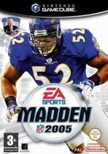 Madden NFL 2005 per GameCube
