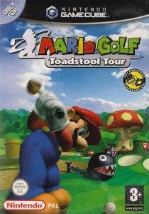 Mario Golf: Toadstool Tour per GameCube