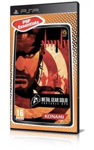 Metal Gear Solid: Portable Ops per PlayStation Portable