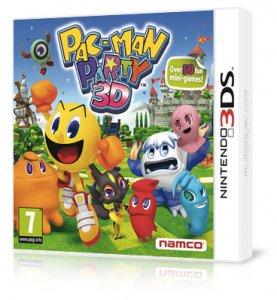Pac-Man Party 3D per Nintendo 3DS