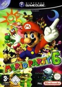 Mario Party 6 per GameCube