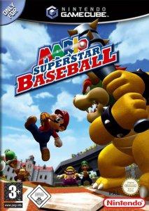 Mario SuperStar Baseball per GameCube