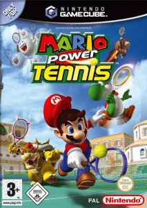 Mario Power Tennis per GameCube
