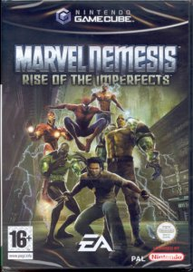Marvel Nemesis: L'Ascesa degli Esseri Imperfetti per GameCube
