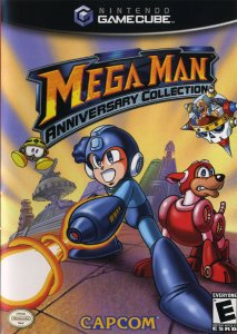 Mega Man Anniversary Collection per GameCube