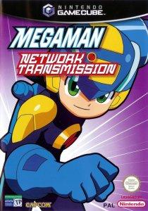 Mega Man Battle Network Transmission per GameCube