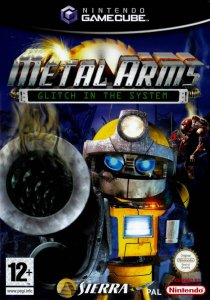 Metal Arms: Glitch In The System per GameCube