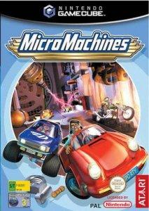 MicroMachines per GameCube