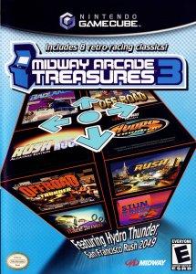 Midway Arcade Treasures 3 per GameCube