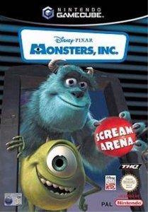 Monsters & Co. A Chi Urla Più Forte per GameCube