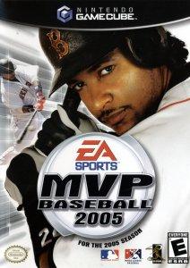 MVP Baseball 2005 per GameCube