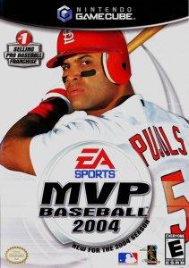 MVP Baseball 2004 per GameCube