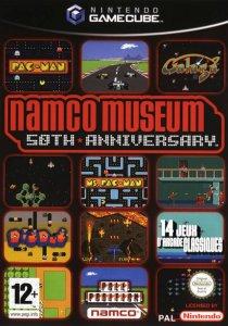 Namco Museum per GameCube