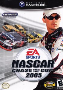 NASCAR 2005: Chase for the Cup per GameCube