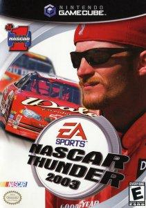 NASCAR Thunder 2003 per GameCube
