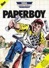 Paperboy per Sega Master System