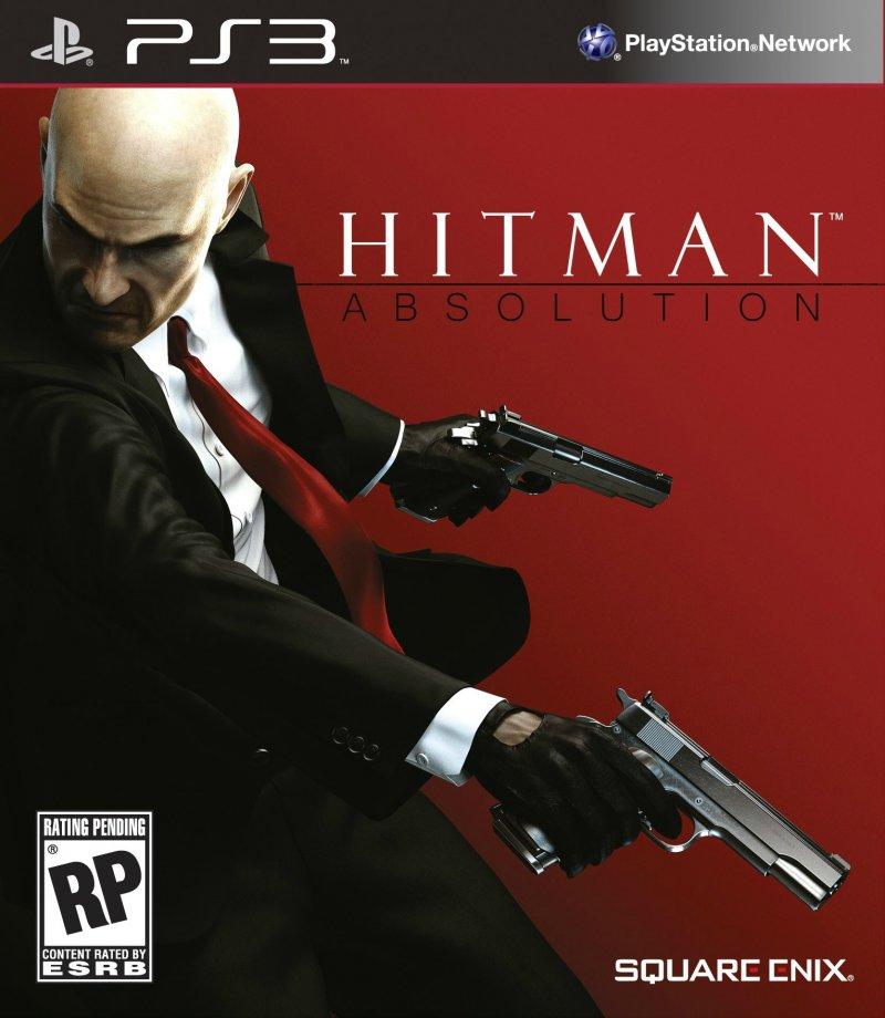 Hitman: Absolution - Le copertine ufficiali