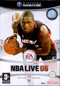 NBA Live 06 per GameCube