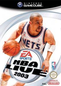 NBA Live 2003 per GameCube