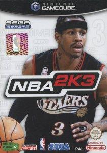 NBA 2K3 per GameCube