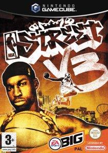 NBA Street V3 per GameCube