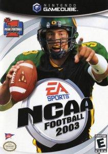 NCAA Football 2003 per GameCube