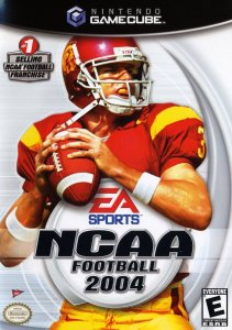 NCAA Football 2004 per GameCube