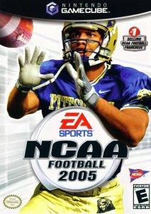 NCAA Football 2005 per GameCube