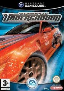 Need for Speed Underground per GameCube