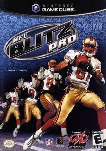 NFL Blitz Pro per GameCube
