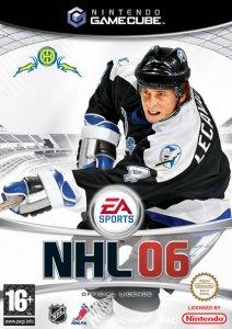 NHL 06 (NHL 2006) per GameCube