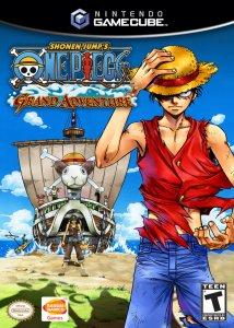 One Piece: Grand Adventure per GameCube