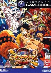 One Piece: Grand Battle per GameCube